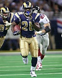 Marshall Faulk (Photo: Associated Press)