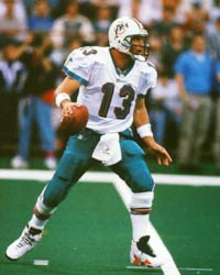 Dan Marino (Photo: HOF/Kevin Terrell)