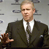 Bill Parcells (Photo: Associated Press)