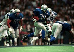Barry Sanders (Photo: NFL Photos)
